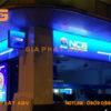 Biển bạt hiflex ngân hàng NCB