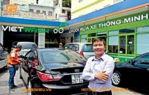 Mẫu quảng cáo rửa xe máy ô tô chuyên nghiệp