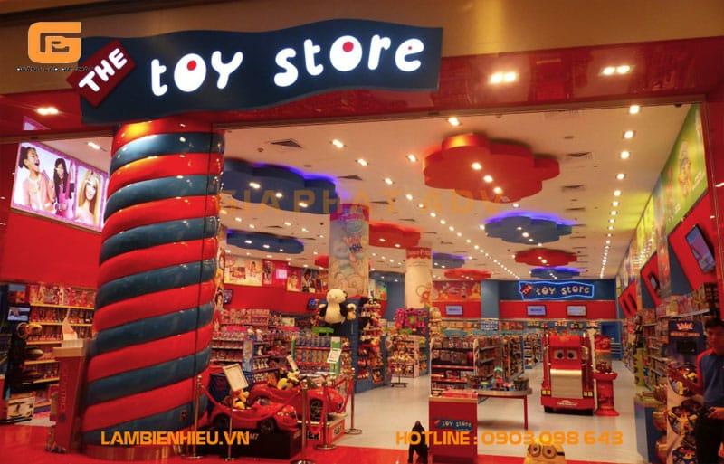 Cửa hàng đồ chơi Toy Store