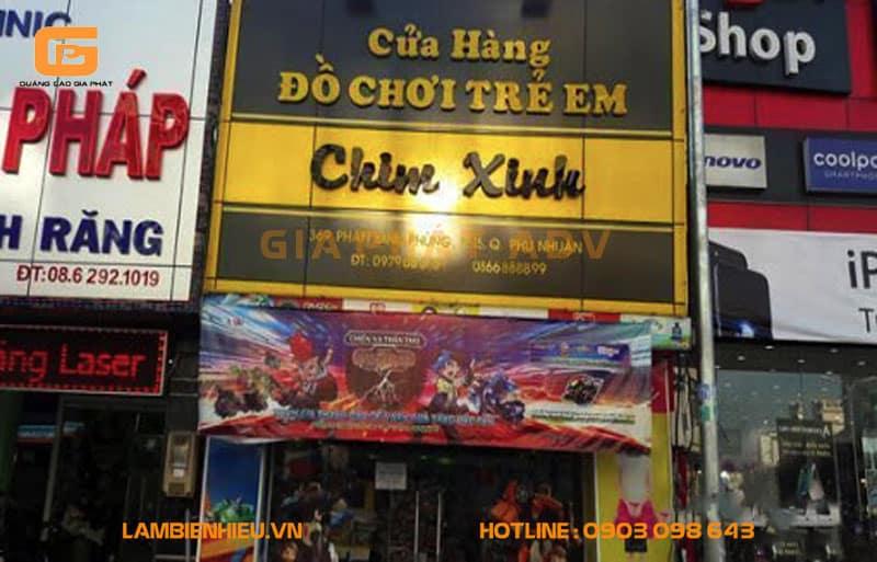 Cửa hàng đồ chơi trẻ em Chim Xinh